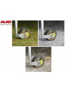 180 kg AL-KO Premium car support wheel - incl. wheel load display