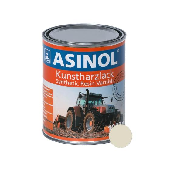 Dose mit elfenbein Farbe für Dechentreiter RAL 1013
