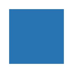 Holzer Walzen Blau