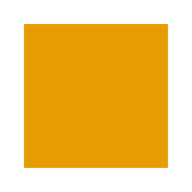 Box with yellow colour for small RAL 1007