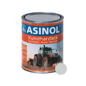 Dose mit weisser Farbe für O&K Bagger Kabinen RAL 7035