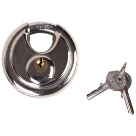 Diskusschloss inkl. 2 Schlüssel