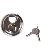 Discus lock incl. 2 keys
