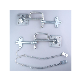 Tailgate fastener set size 0 - 6 pieces