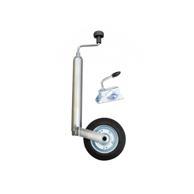 150 kg Support wheel incl. clamp bracket