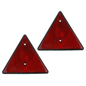 Dreieckrückstrahler im Set