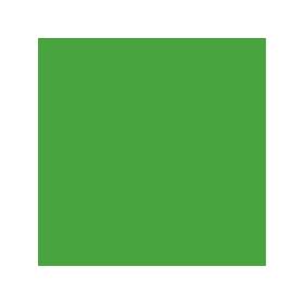 Box with deutz-green colour RAL 6018