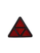 Dreieckrückstrahler, extra stabile Ausführung - E-Zulassung
