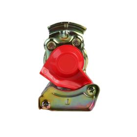 Druckluftkupplung M22 x 1,5 Rot