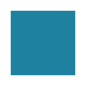 Dose mit hellblauer Farbe für Eicher ab Baujahr 1968 LM 0230
