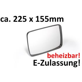 Außenspiegel, beheizbar ca. 225x155mm