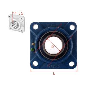 UCF 210 - 4 Loch Flanschlager für 50 mm Welle