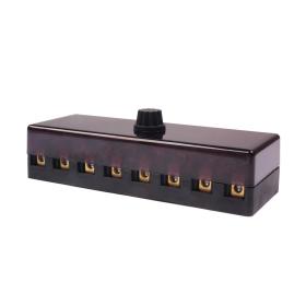 Sicherungshalter 8er Keramiksicherung 8 Ampere...