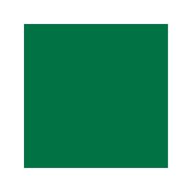 Dose mit minzgrüner Farbe für Tebbe Miststreuer RAL 6029
