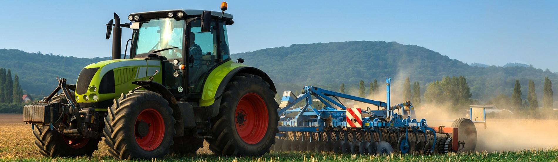 Landmaschinenlacke von A-Z